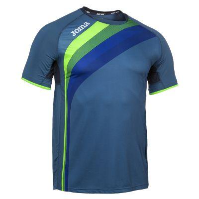 Elite 5 løbe t-shirt - Blå