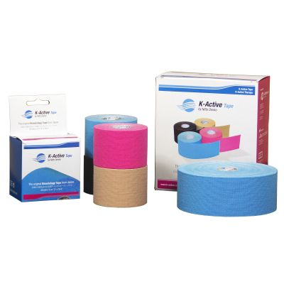 K-Active Tape (Kinesiologi tape) sort