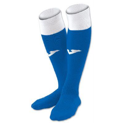 Fodboldstrømper - Joma Calcio 24 - blå/hvid
