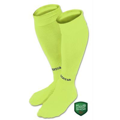 Fodboldstrømper - limegrøn
