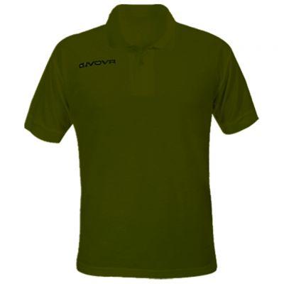 Givova Polo Summer - Mørkegrøn