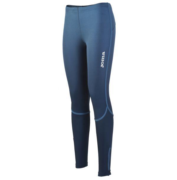 Elite 5 Woman lange tights - Mørkeblå