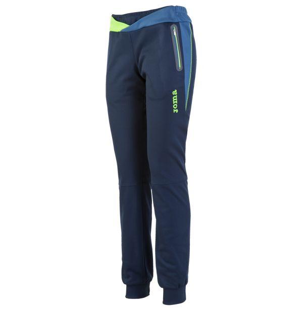 Elite 5 Woman Træningsbukser - Mørkeblå/Blå