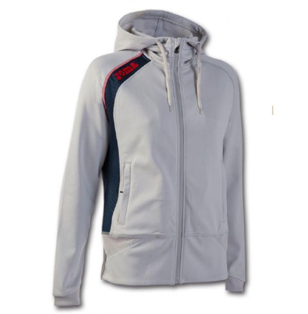 Elite 5 Sweatshirt m. hætte - Lysegrå