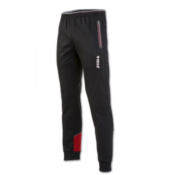 Elite 5 træningsbukser - Sort/Rød