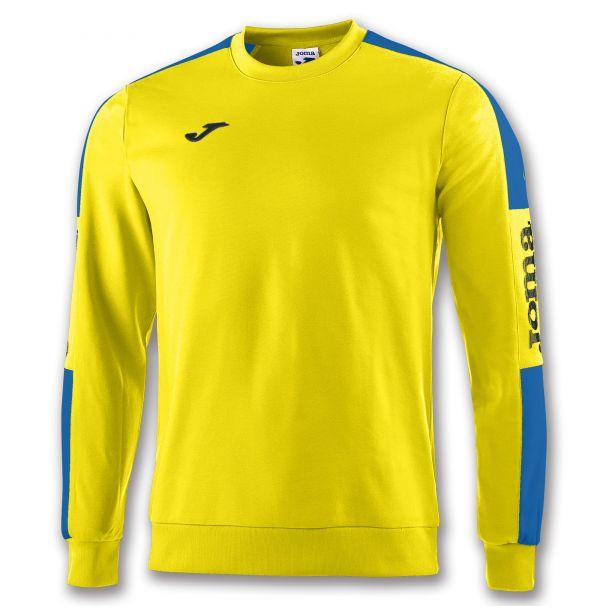 Champion IV sweatshirt - Gul/Blå