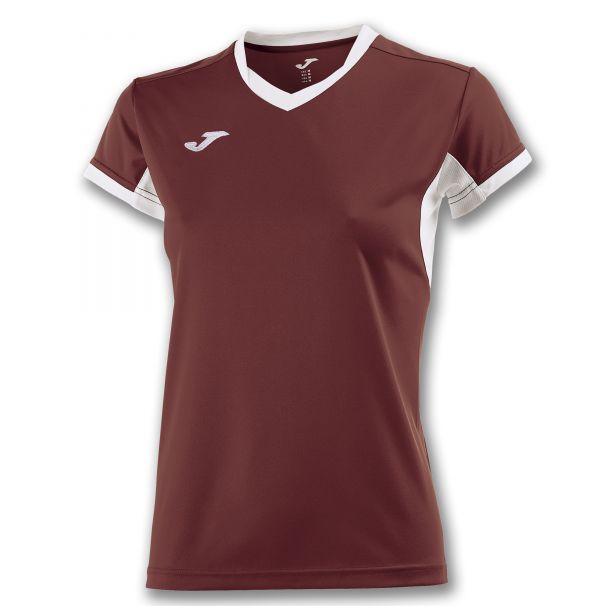 Joma Champion IV Spilletrøje til damer - Bordeaux/Hvid