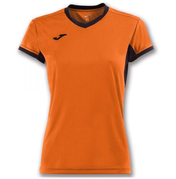 Joma Champion IV Spilletrøje til damer - Orange/Sort