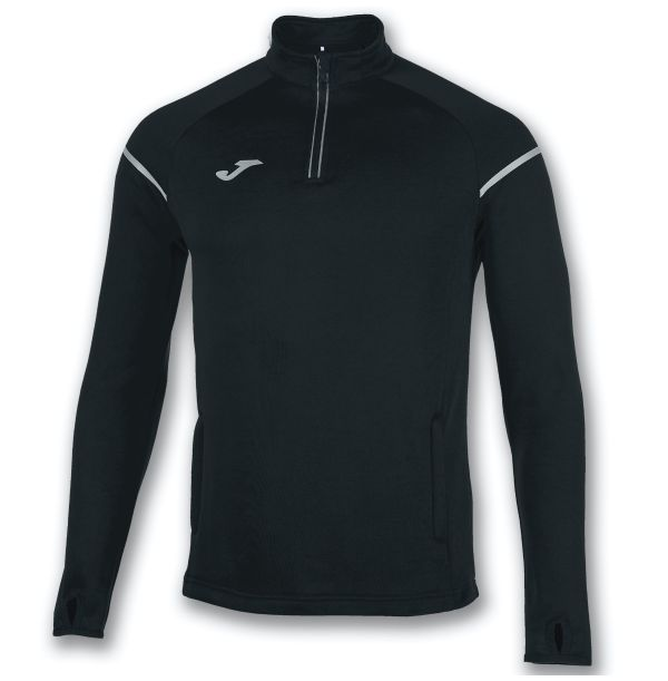 Sweatshirt - JOMA Race - sort