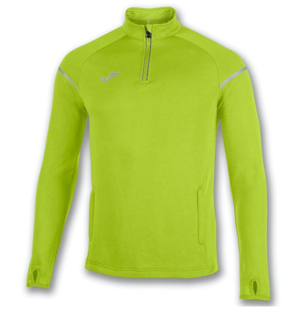 Sweatshirt - JOMA Race - Lime