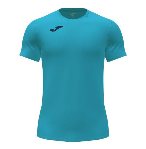 T-shirt - Record II - Turkis