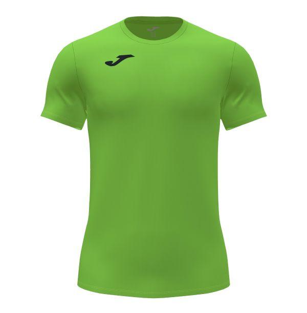 T-shirt - Record II - Limegrøn