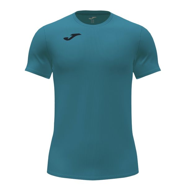T-shirt - Record II - Mørk Turkis