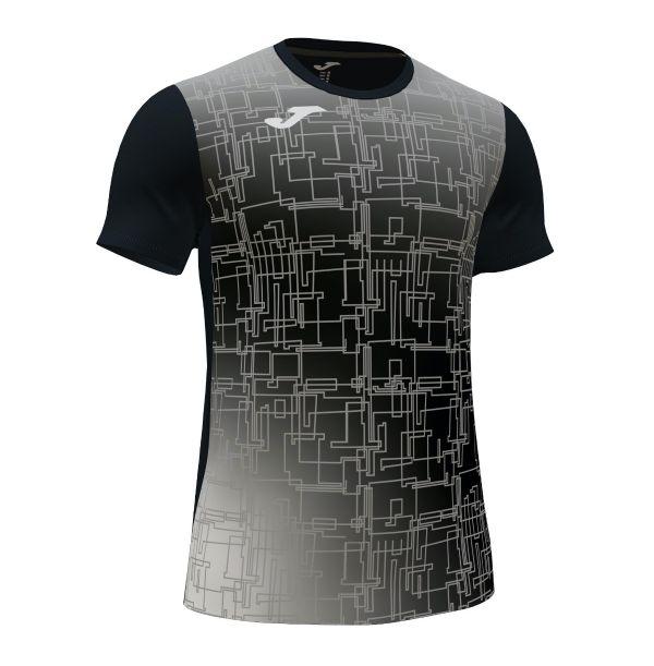 T-shirt - JOMA Record VIII - sort