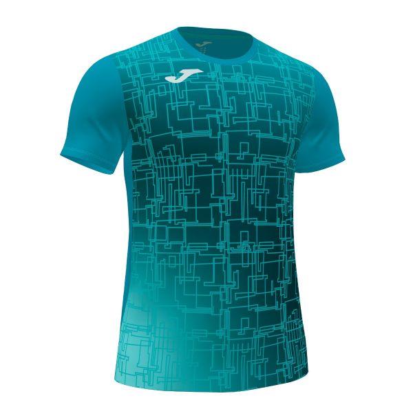 T-shirt - JOMA Record VIII - Turkis