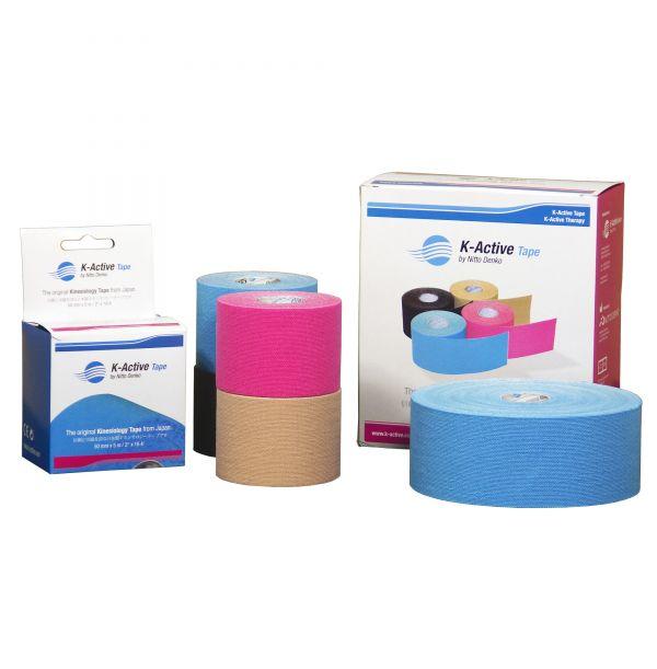 K-Active Tape (Kinesiologi tape) sort