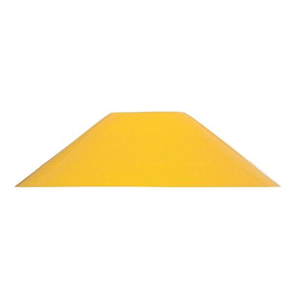 Kinahatte blød - gul