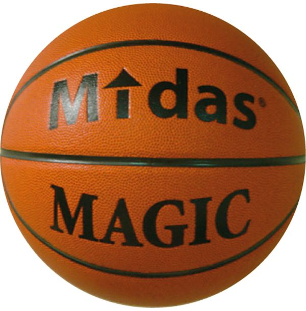 Midas Magic Basketball