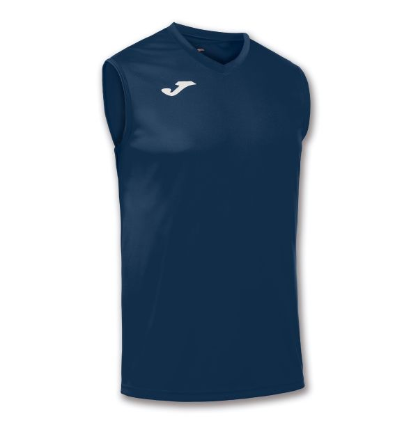 Joma Combi Basket t-shirt - mørkeblå