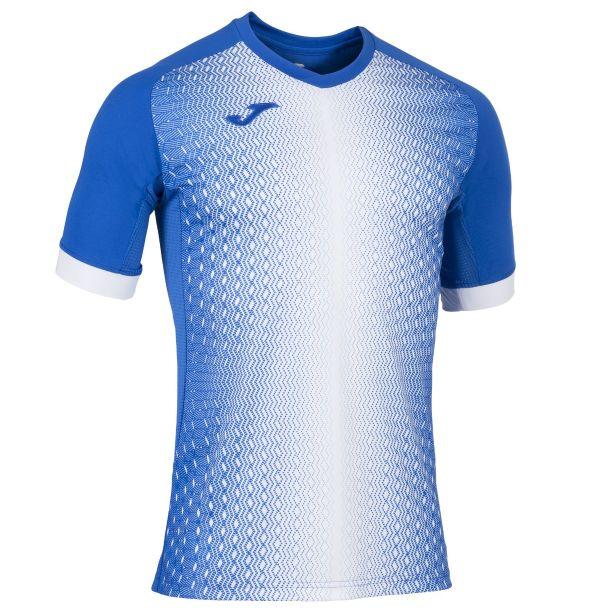 Joma Supernova T-shirt - blå/hvid