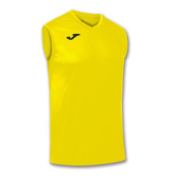 Joma Combi Basket t-shirt - gul