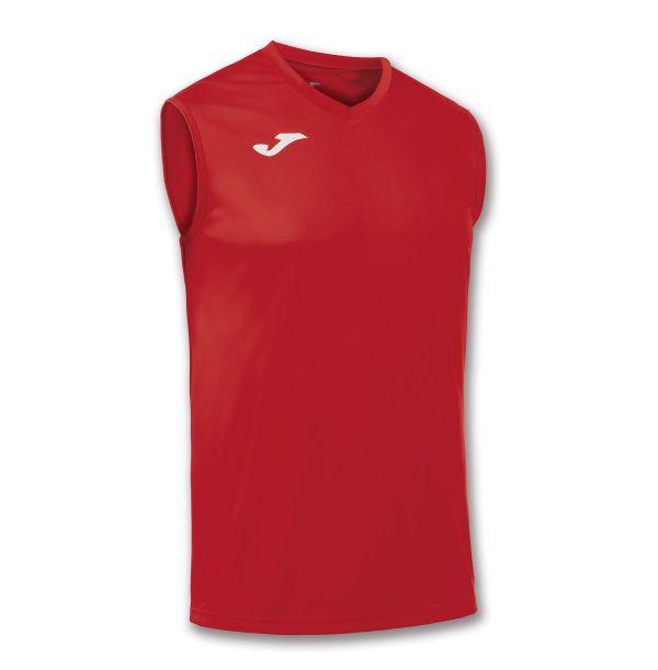 Joma Combi Basket t-shirt - rød
