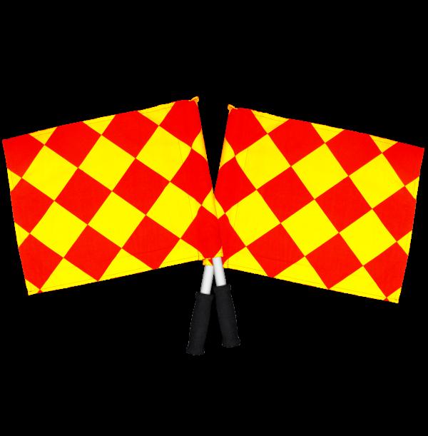 Liniedommer flag