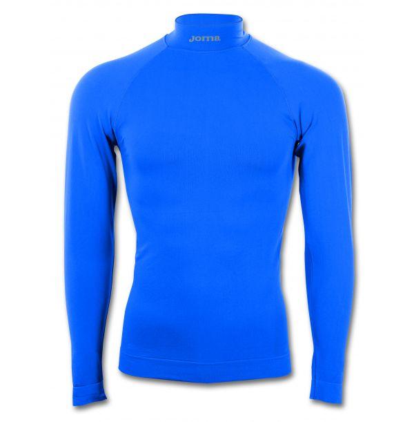 Funktionsundertrøje m/lange ærmer - Brama Classic blå