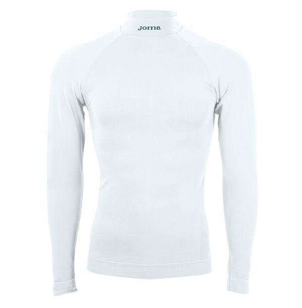 Funktionsundertrøje m/lange ærmer - Brama Classic hvid