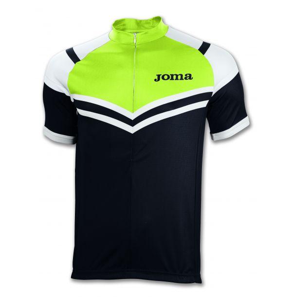 Joma cykeltrøje - grøn/sort
