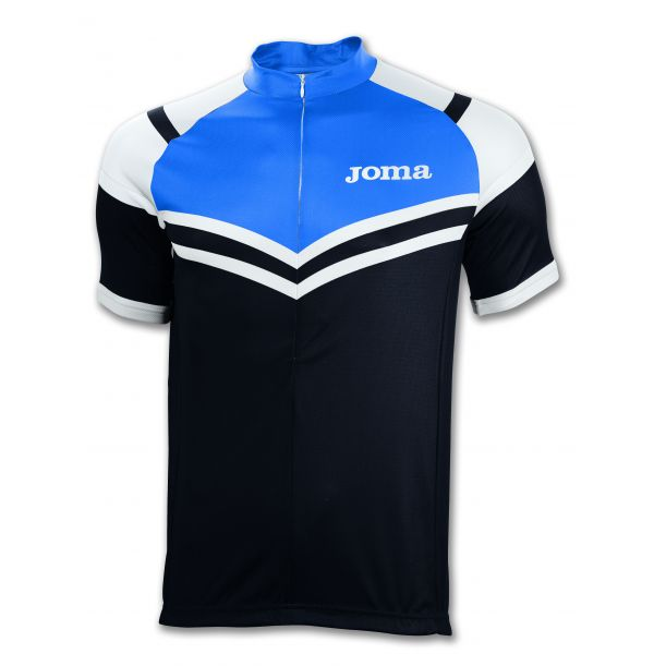 Joma cykeltrøje - blå/sort