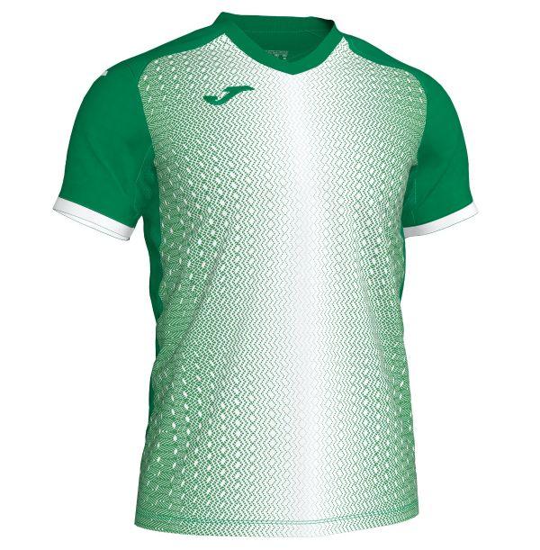Joma Supernova T-shirt - grøn/hvid