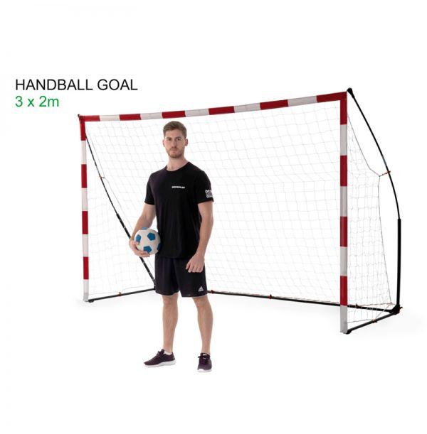 Håndboldmål - Quickplay - 3 x 2 m.