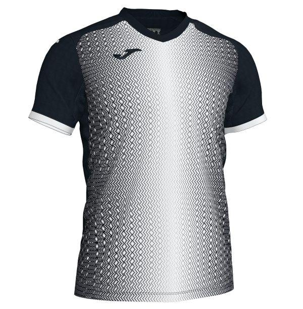 Joma Supernova T-shirt - hvid/sort