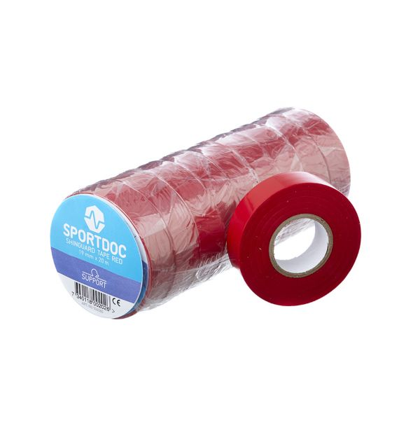 Strømpetape - rød