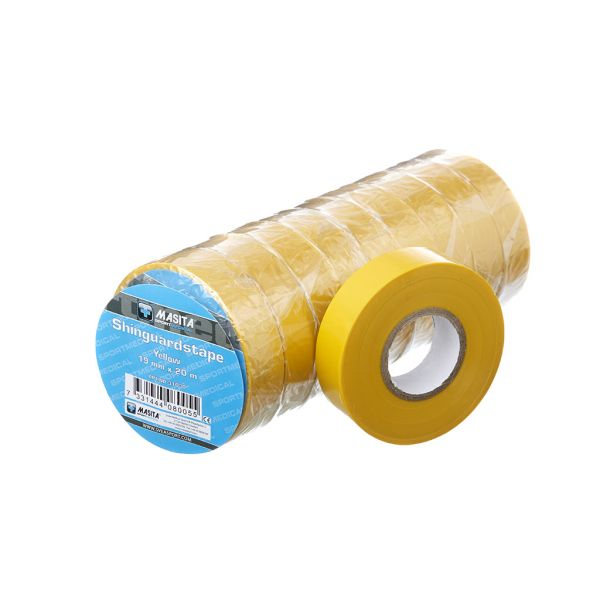 Strømpetape - gul