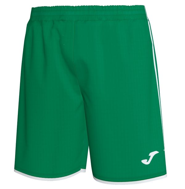 Joma shorts Liga - grøn/hvid