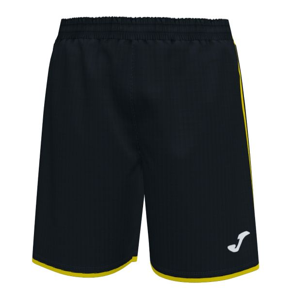 Joma shorts Liga - sort/gul