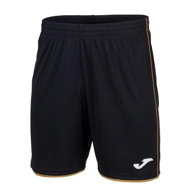 Joma shorts Liga - sort/guld