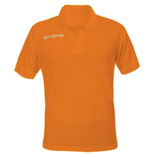 Givova Polo Summer - orange