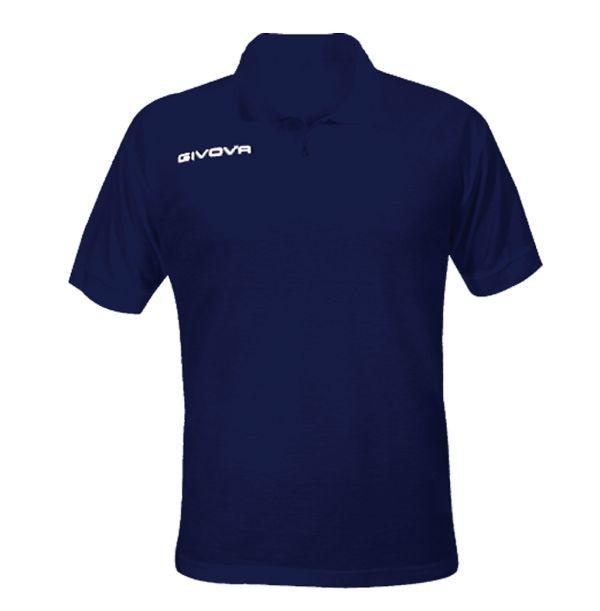 Givova Polo Summer - mørkeblå
