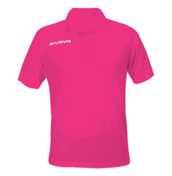 Givova Polo Summer - pink