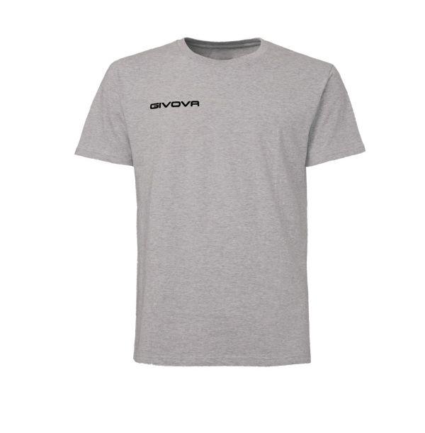 T-shirt Fresh - grå