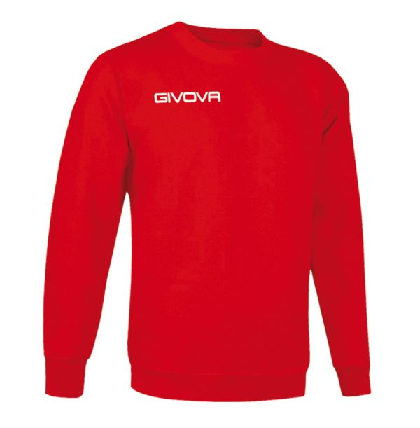 Givova One Sweatshirt - Rød