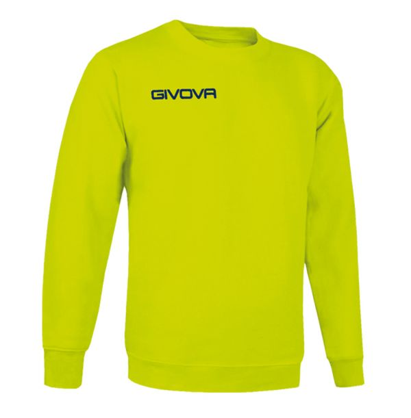 Givova One Sweatshirt - Lime