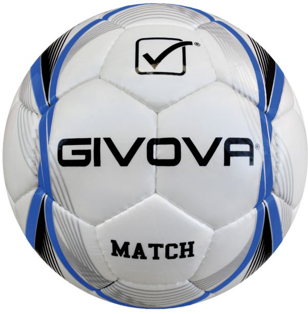 Givova Fodbold MATCH - Hvid/Blå