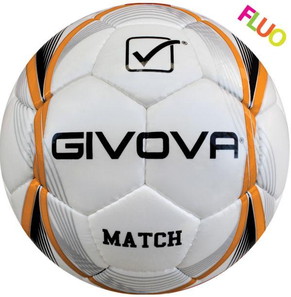 Givova Fodbold MATCH - Hvid/Orange