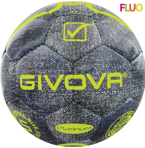 Givova Fodbold PLATINUM JEANS - Grå/Gul