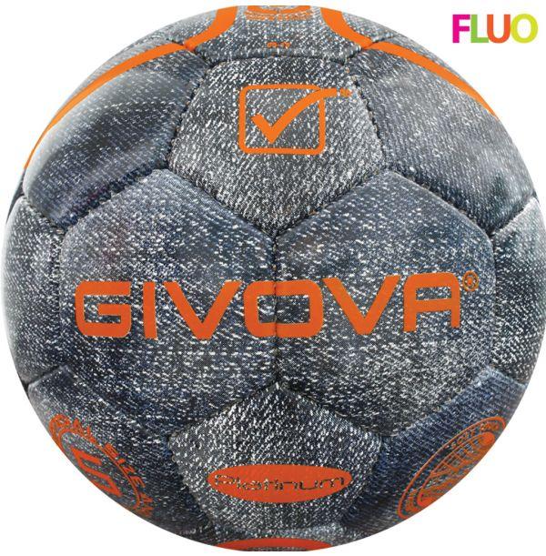 Givova Fodbold PLATINUM JEANS - Grå/Orange