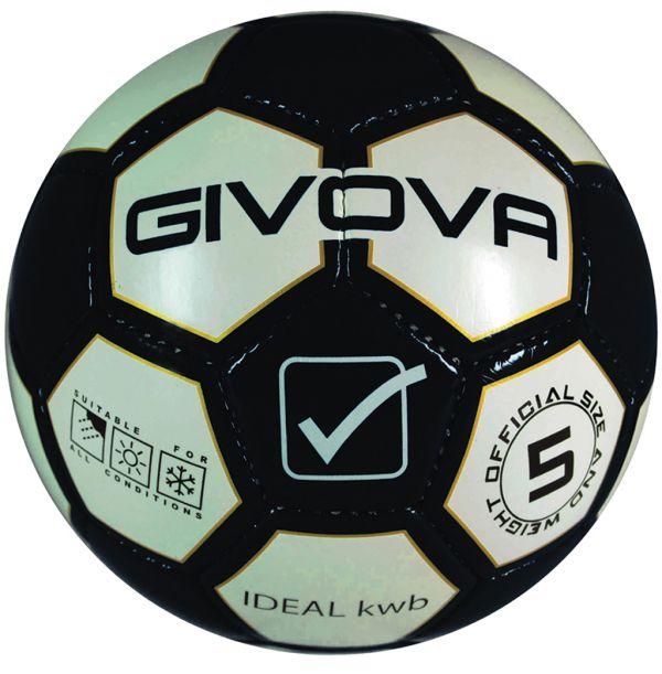 Givova Fodbold IDEAL KWB - Sort